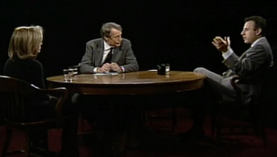 How Matt Lauer & Charlie Rose demonstrate the power of libertarian thought